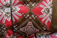 Batik Kec. Bayah Merah-Coklat
