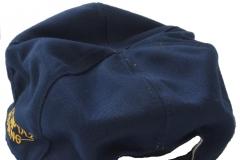 Topi SMP warna Biru belakang