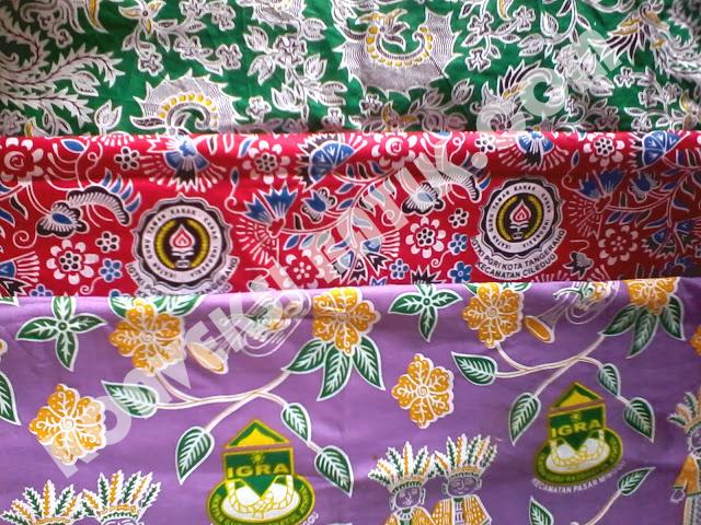 konveksi batik seragam sekolah