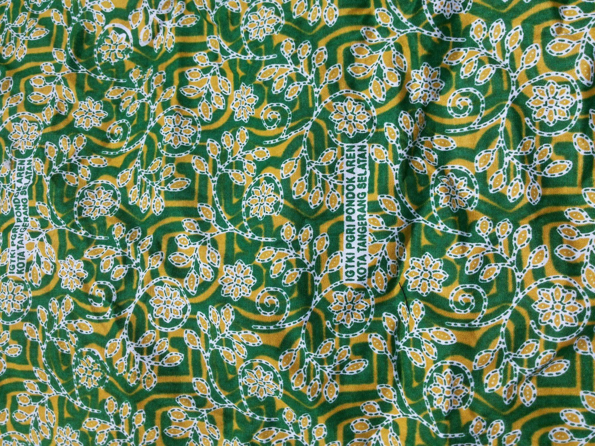 Jasa Pembuatan Seragam Batik Jakarta Barat