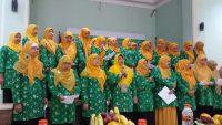 Batik IGRA Jagakarsa Hijau