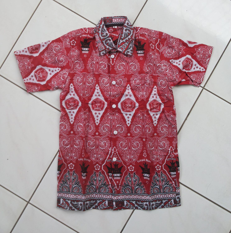 Batik SD Pak Pak Bharat Sumatera Utara