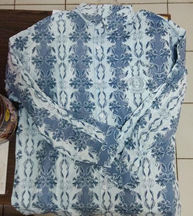 Batik SMAN 1 Klapanunggal Bogor
