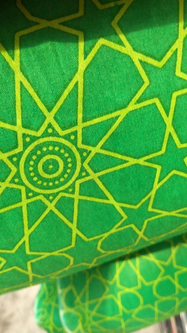 Batik SDIT As Shidiq Bone Sulawesi Selatan