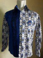 Batik SMPN 10 Loa Kulu Kalimantan Timur
