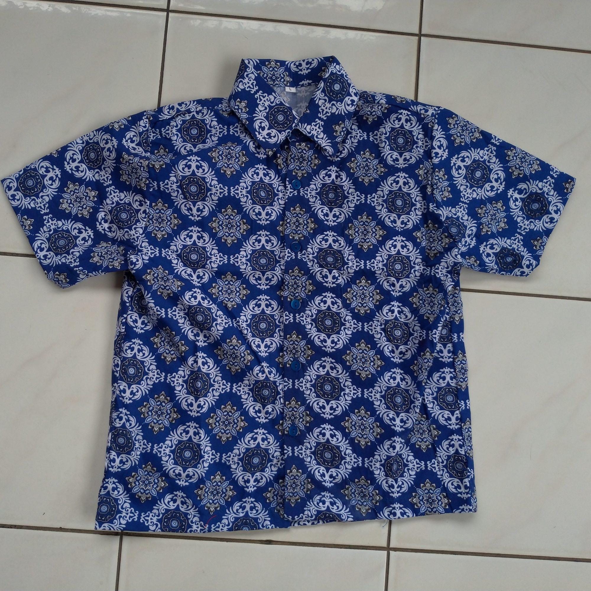 Batik TK Gandul Depok