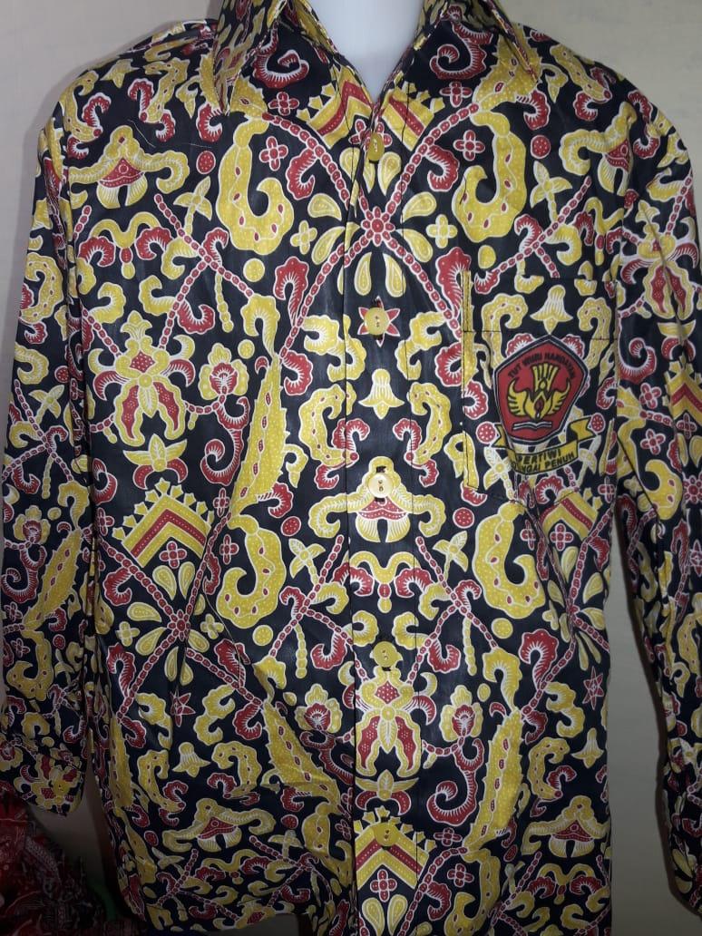 Batik SD Pertiwi Jambi