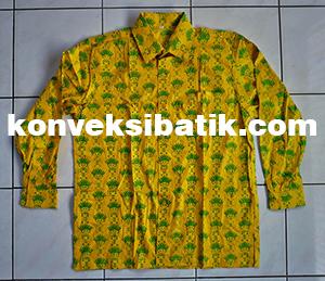 Batik Motif Betawi