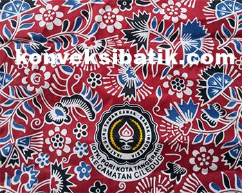 Seragam Batik IGTKI