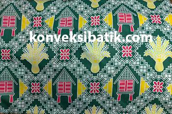 Konveksi Batik Kantor Tangerang