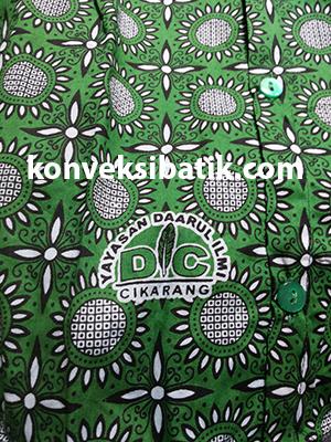 Vendor Kain Batik Tangerang Selatan
