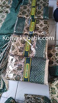 Pembuatan Batik Jakarta